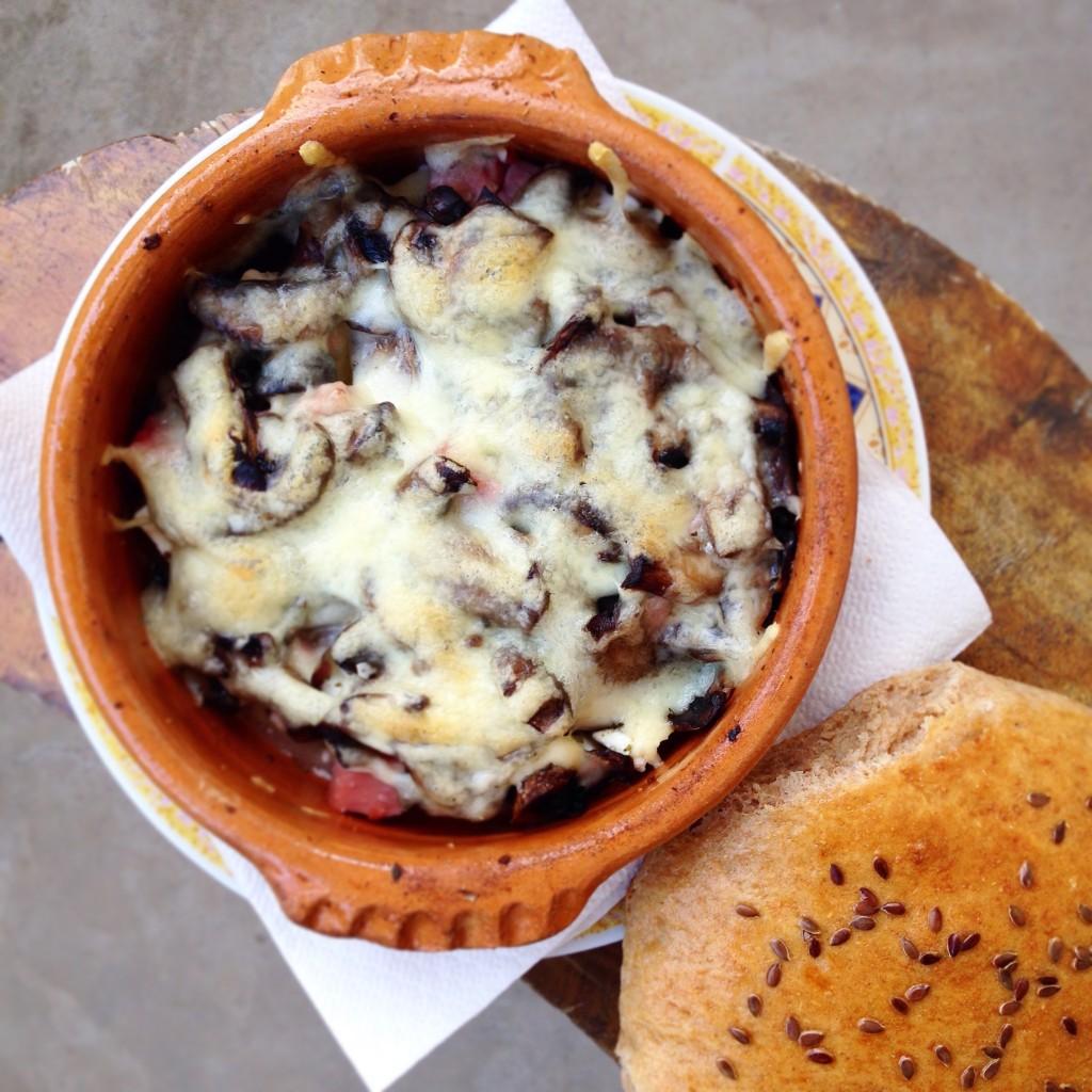 Рецепты с грибами и фаршем фото рецепт пошаговый